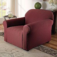 Stretch Sensation Victoria Stretch Chair Slipcover
