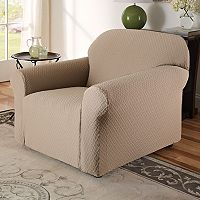 Stretch Sensation Victoria Stretch Chair Slipcover