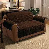 Innovative Textile Solutions Plush XL Sofa Slipcover