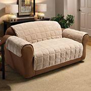Innovative Textile Solutions Plush XL Sofa Slipcover