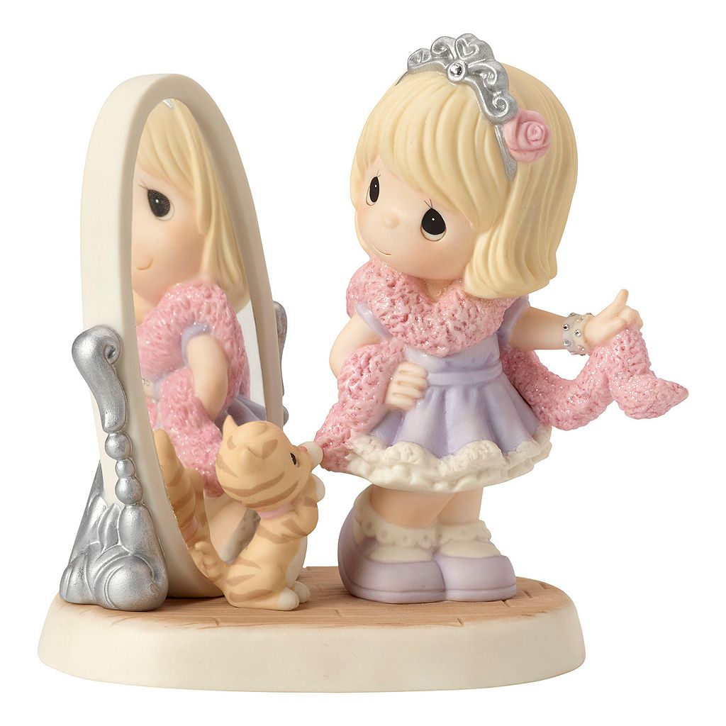Precious Moments I'm So Fancy Girl Figurine