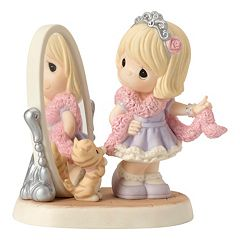 Precious Moments I'm So Fancy Girl Figurine