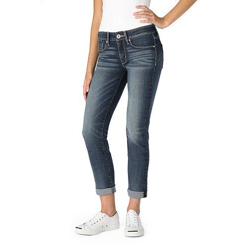 c0ff5950614 Juniors' DENIZEN from Levi's Ripped Boyfriend Jeans