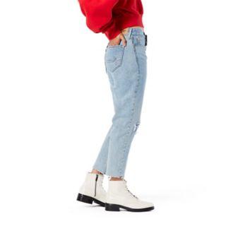 Juniors' DENIZEN from Levi's Ripped Boyfriend Jeans