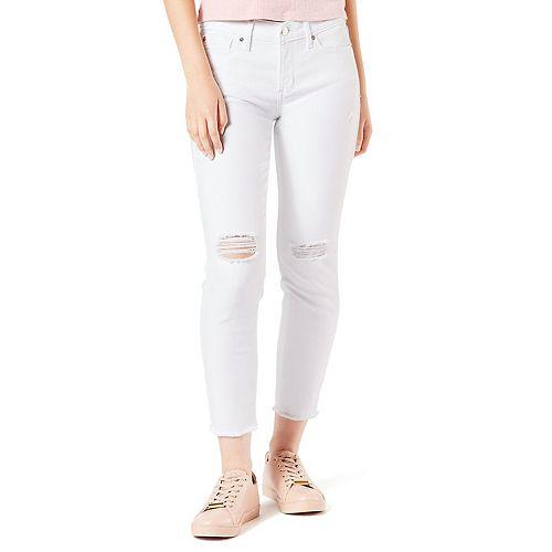 Juniors' DENIZEN from Levi's® Ripped Boyfriend Jeans