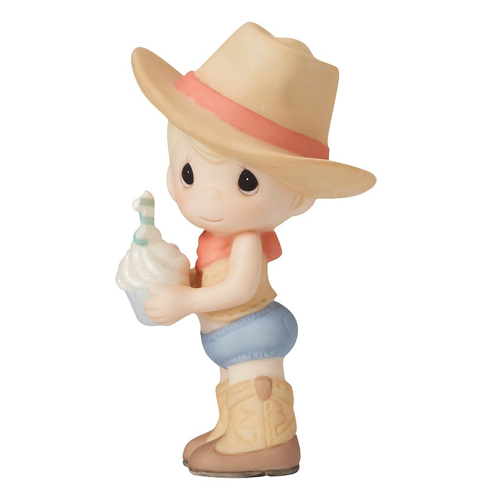 Precious Moments Happy Birthday Partner Age 1 Boy Figurine