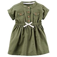 Baby Girl Carter's Cinched Waist Dress
