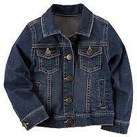 Baby Girl Carter's Denim Jean Jacket