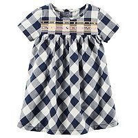 Baby Girl Carter's Plaid Dress