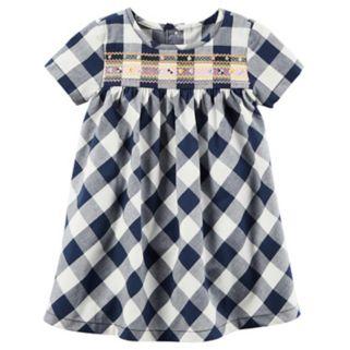 Baby Girl Carter's Plaid Dress