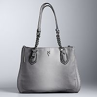 Simply Vera Vera Wang Bedford Triple Entry Satchel