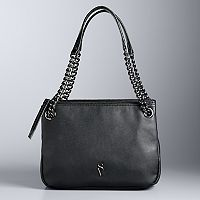 Simply Vera Vera Wang Brent Triple Entry Shoulder Bag