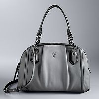 Simply Vera Vera Wang Landsdale Triple Entry Satchel