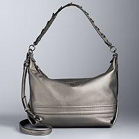Simply Vera Vera Wang Lorimer O-Ring Shoulder Bag