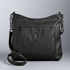 Simply Vera Signature Crossbody Bag