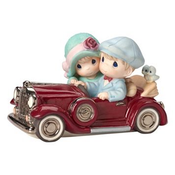 Precious Moments Limited Edition Our Love Is Timeless Couple Figurine