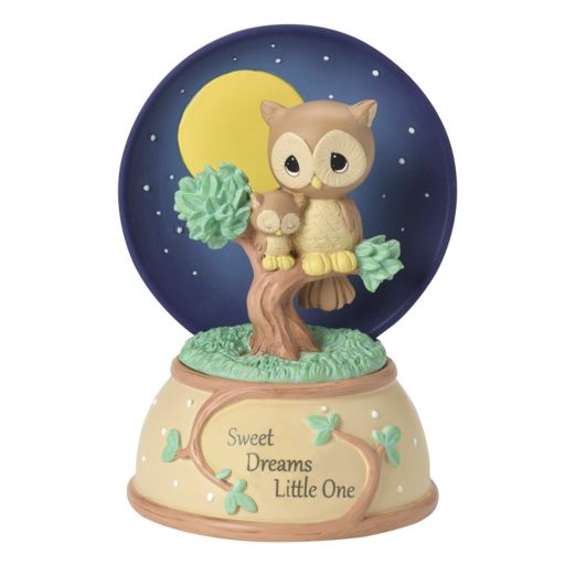 """Precious Moments """"Sweet Dreams Little One"""" Musical Figurine"""