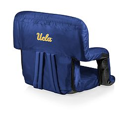 Picnic Time UCLA Bruins Ventura Portable Recliner Chair