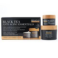 Bremenn Botanicals Black Tea Anti-Aging Essentials Kit
