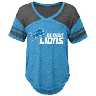 Juniors' Detroit Lions Football Tee