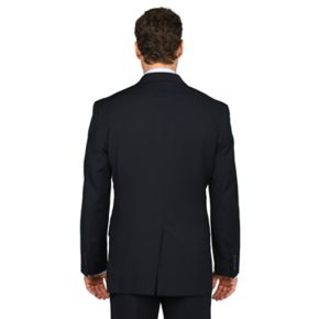 Men's Dockers Classic-Fit Striped Navy Suit Jacket