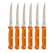 Ginsu  6 pc Essentials Steak Knife Set