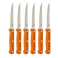 Ginsu 6-pc. Essentials Steak Knife Set