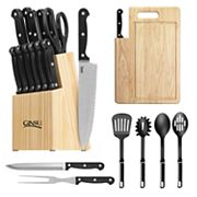 Ginsu  22 pc Essentials Combo Cutlery Set