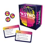 Gamewright Think 'N Sync Game