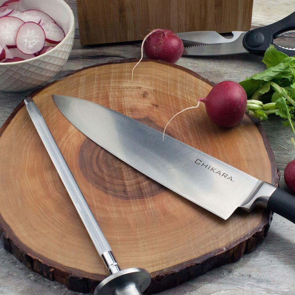 Ginsu 14-pc. Chikara Combo Cutlery Set