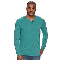 Men's SONOMA Goods for Life™ Classic-Fit Flexwear Henley