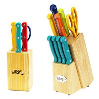 Ginsu 15 pc Essentials Combo Cutlery Set