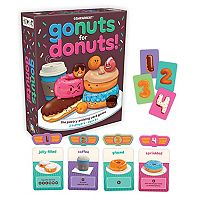 Gamewright gonuts for donuts! Game