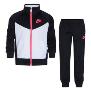 Girls 4-6x Nike Tricot Jacket & Pants Track Suit Set