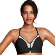 Maidenform Bras: Zip Front Medium-Impact Sports Bra DM7993
