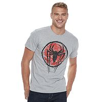 Men's Marvel Spider-Man Super Sketch Tee