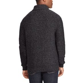 Men's Chaps Classic-Fit Quarter-Zip Pullover Sweater