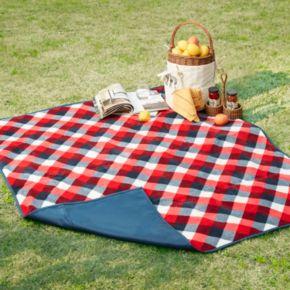 Madison Park Jackson Waterproof Picnic Blanket