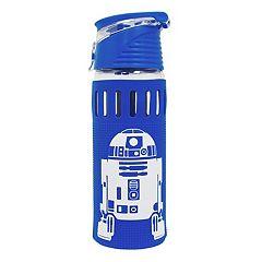 Star Wars: Episode VIII The Last Jedi R2-D2 Water Bottle by JB Disney Home