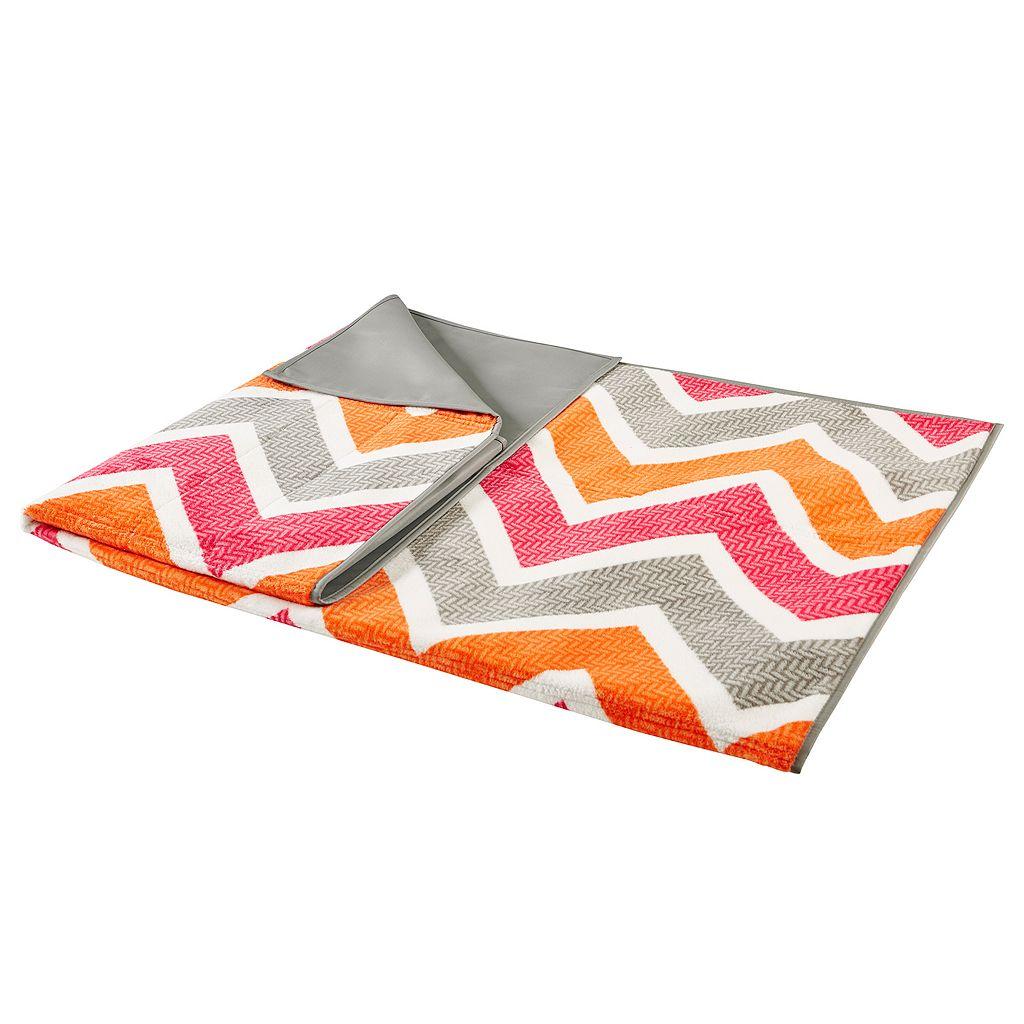 Madison Park Juno Waterproof Picnic Blanket