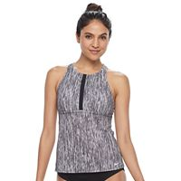 Women's Nike High-Neck Tankini Top