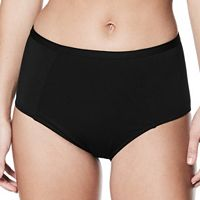 Women's Nike High-Waisted Bikini Bottoms