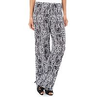 Women's AB Studio Print Soft Pants