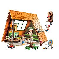 Playmobil Camping Lodge Playset - 9152