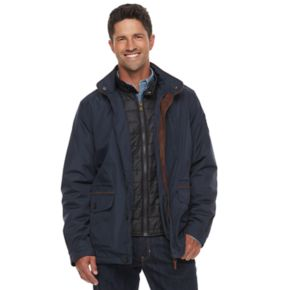 Men's Chaps Patch Pocket Barn Jacket