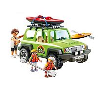 Playmobil Off-Road SUV Playset - 9154