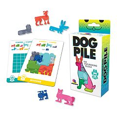 Brainwright Dog Pile Puzzle Game