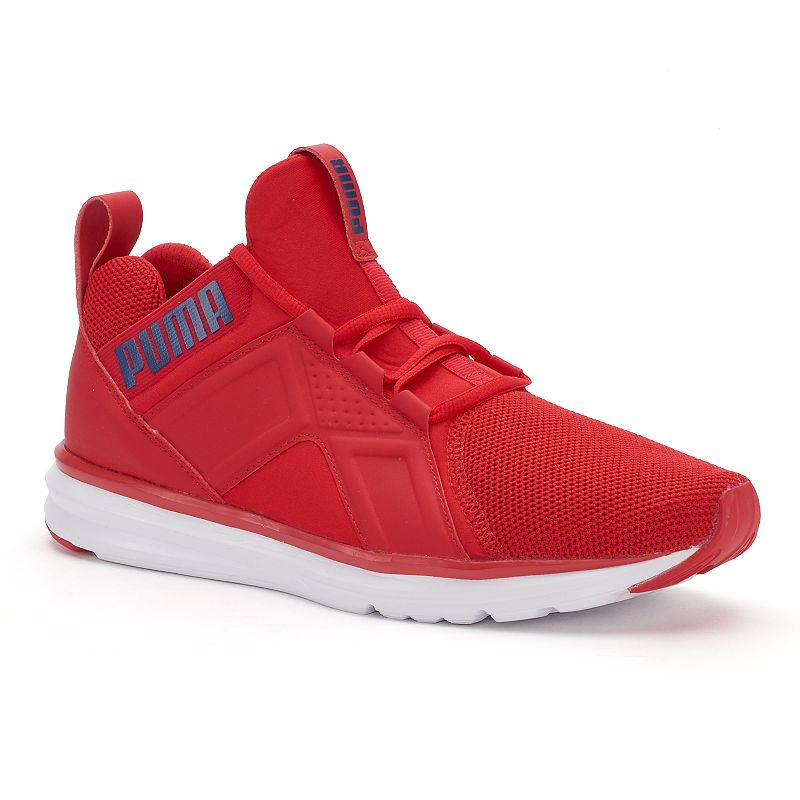 699c7693b2249c PUMA Pacer Next Running Shoes (gray) · PUMA Enzo Men s Sneakers (red white)