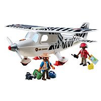 Playmobil Safari Plane Playset - 6938