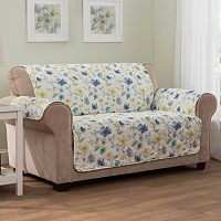 Innovative Textile Solutions Springtime Sofa Slipcover